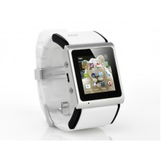 Android Watch  - 3G Dual Core 1GHz CPU, 3 Megapixel Camera (White)