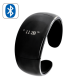 Bluetooth Ladies Fashion Bracelet with Time Display (Call/Distance Vibration, Caller ID, Music)