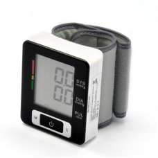 Blood Pressure Monitor - Automatic Wrist - LCD Display, Dual User Mode