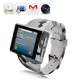 "Android Phone Watch ""Commander"" 2 Inch Capacitive Screen, 8GB Micro SD, 2MP Camera, ACU"